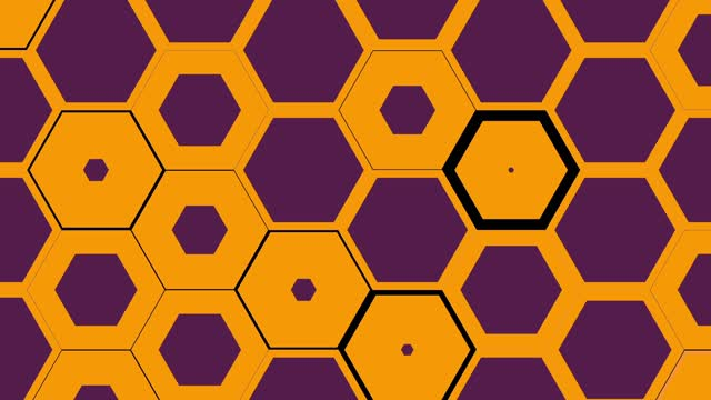 Hexagon Transition.